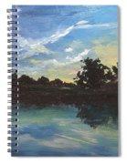 Lake Bridgeland Spiral Notebook