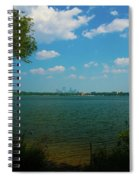 Lake Calhoun 3796 Spiral Notebook