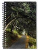Lake Chabot Spiral Notebook