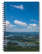 Lake Chatuge Spiral Notebook
