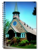 Lake Church Spiral Notebook