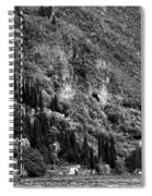 Lake Como 15b Spiral Notebook