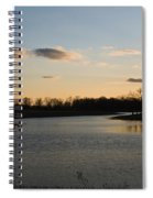 Lake Cumberland County Tennessee Spiral Notebook