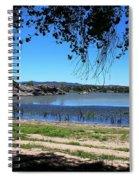 Lake Day Spiral Notebook