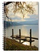 Lake Escape Spiral Notebook