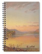 Lake George  Ny Spiral Notebook