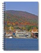 Lake George  13  Spiral Notebook