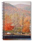 Lake George 15 Spiral Notebook