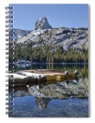 Lake George Spiral Notebook
