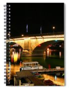 Lake Havasu Spiral Notebook
