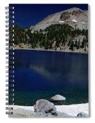 Lake Helen Lassen  Spiral Notebook