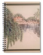 Lake House Spiral Notebook