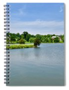 Lake House Property Spiral Notebook