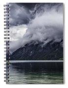 Lake In The Julian Alps Slovenia 1  Spiral Notebook