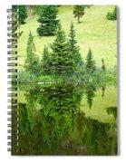 Lake Irene 12-2 Spiral Notebook
