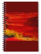 Lake Isle Of Innisfree Three Spiral Notebook