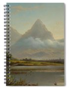 Lake Lauerz Spiral Notebook