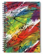 Lake Leopard Spiral Notebook