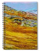 Lake Los Angeles Evening Somg Spiral Notebook