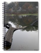 Lake Margerite Spiral Notebook