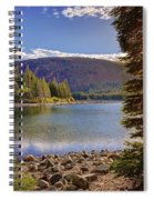 Lake Mary Forest Star Spiral Notebook