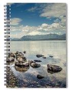 Lake Mcdonald - Glacier National Park Spiral Notebook