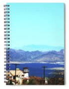 Lake Mead Las Vegas Spiral Notebook