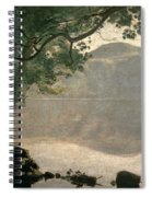 Lake Nemi Spiral Notebook