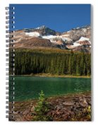Lake O'hara, Yoho National Park Spiral Notebook