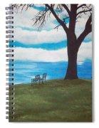 Lake Ontario Canada Spiral Notebook