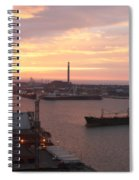 Lake Ontario Dawning Spiral Notebook