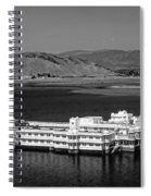 Lake Palace Hotel Spiral Notebook