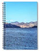 Lake Pangong Spiral Notebook