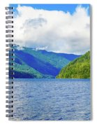 Lake Quinault Washington Spiral Notebook