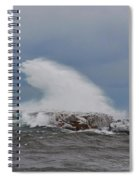 Lake Superior Beauty Spiral Notebook