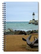 Lake Superior Spiral Notebook