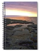 Lake Superior Sunrise Spiral Notebook