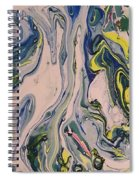 Lake Swirl 3 Spiral Notebook