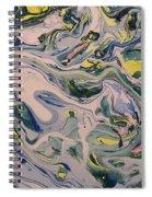 Lake Swirl 4 Spiral Notebook