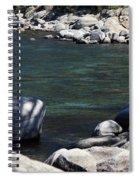 Lake Tahoe 22  Spiral Notebook