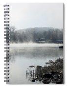 Lake Tanneycomo Spiral Notebook