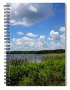 Lake Tarpon Spiral Notebook