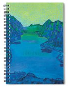 Lake Thun Spiral Notebook
