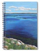 Lake Toho Spiral Notebook