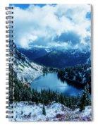Lake Valhalla Spiral Notebook