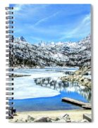 Lake Visions Spiral Notebook