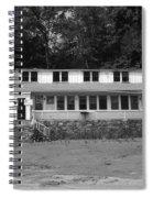 Lake Waramaug Casino Spiral Notebook