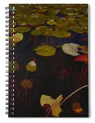 Lake Washington Lilypad 7 Spiral Notebook