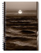 Lakeshore Chicago Spiral Notebook