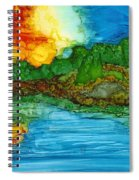 Lakeshore Spiral Notebook